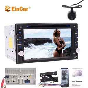 AUTORADIO Eincar 6,2 pouces écran tactile capacitif Lecteur