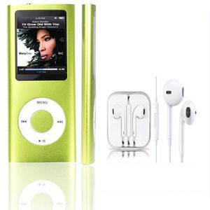 LECTEUR MP4 FULOZO® 16GO-Lecteur MP4/MP3 Style iPod Player Med