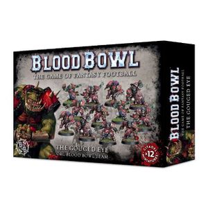 FIGURINE - PERSONNAGE Blood Bowl - The Gouged Eye 200-15
