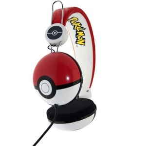 CASQUE AUDIO ENFANT Casque Pokemon Pokéball