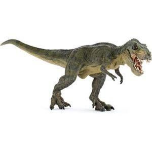 FIGURINE - PERSONNAGE PAPO Figurine T-Rex courant Vert Pour Enfant