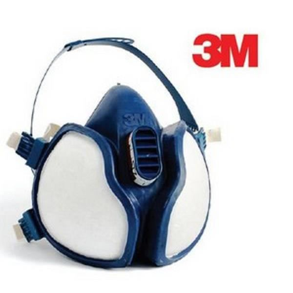 demi masque 3m 4255