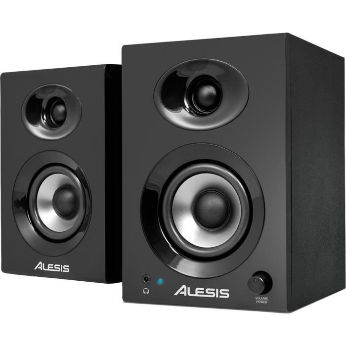 ALESIS ELEVATE3 Enceintes multimédia actives 2 x 10W RMS