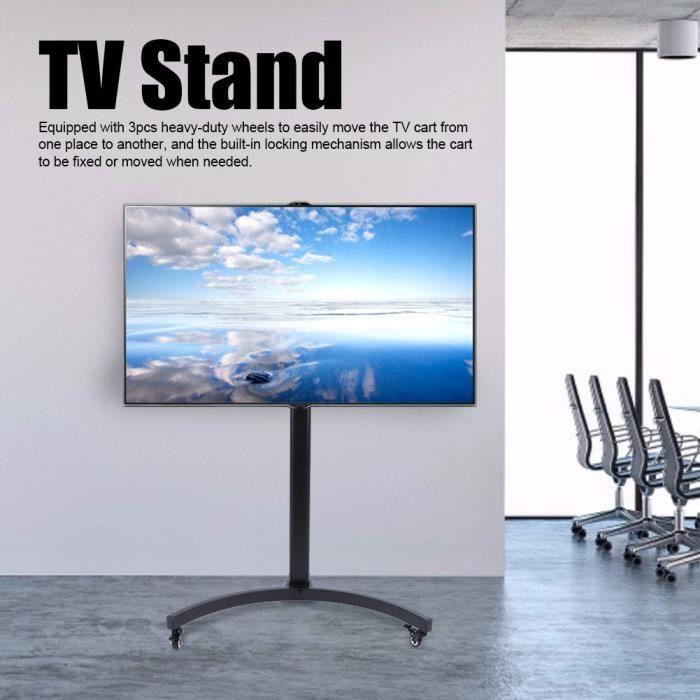 Support TV(Noir ) -COU