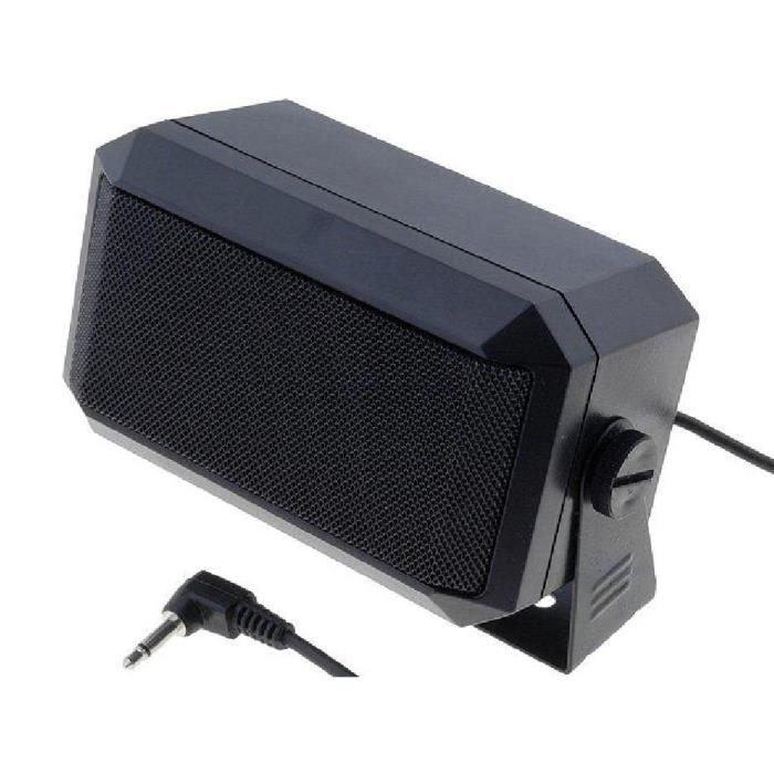 Haut-parleur pour CB 3p
