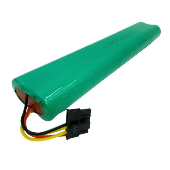 Batterie De Remplacement Ni-Mh 12V 4500Mah pour Neato Botvac 70E 75 80 85 D75 D8 D85 Batterie D'Aspirateur