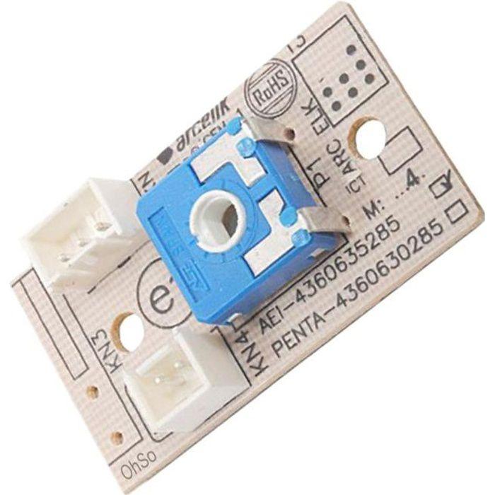 Platine thermostat - Réfrigérateur, congélateur - BEKO, ESSENTIEL B (33939)