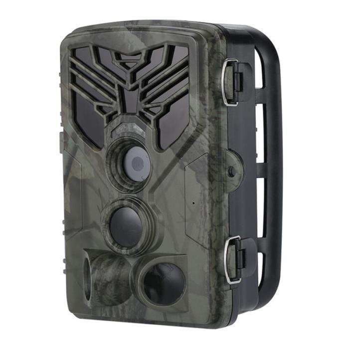 1 caméra de chasse Pc télécommande Wifi Vision nocturne 1080P Photo pièges APPAREIL PHOTO MINIATURE - APPAREIL PHOTO DISSIMULE