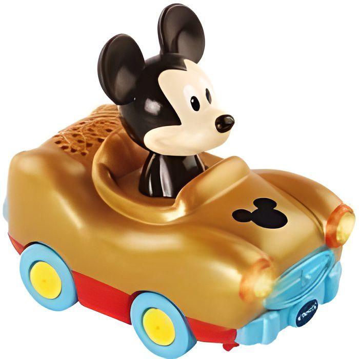 VTECH La voiture de parade magique de Mickey - Tut Tut Bolides Disney - Vehicule Sons & Lumieres