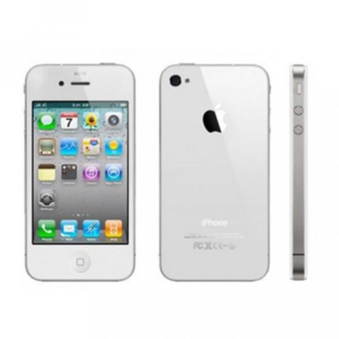 TELEPHONE JOUET Telephone Apple iPhone 5 Blanc FACTICE