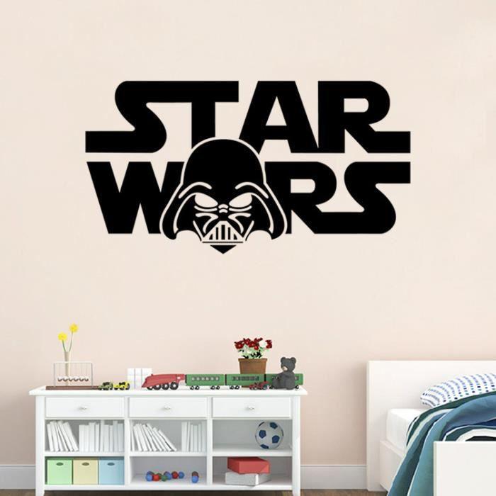 STAR WARS VII La Force Réveille vaisseaux spatiaux Wall Stickers 21 Autocollants Chambre Decor