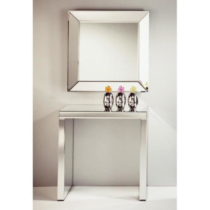 keops ensemble console et miroir petits mod les achat vente console keops ensemble console. Black Bedroom Furniture Sets. Home Design Ideas