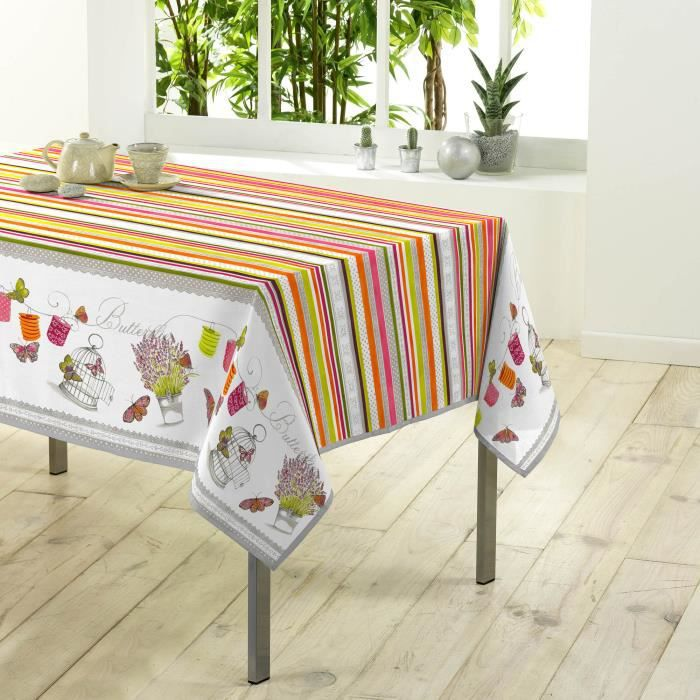 nappe pour table de jardin achat vente pas cher. Black Bedroom Furniture Sets. Home Design Ideas