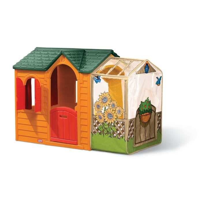 Little tikes garden cottage sunshine achat vente - Maison de jardin little tikes colombes ...