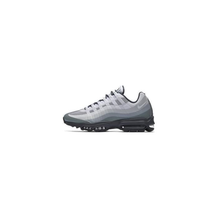 95 Leather Basket Air 002 Max Ref857910 Essential Nike Gris nkwP8OX0