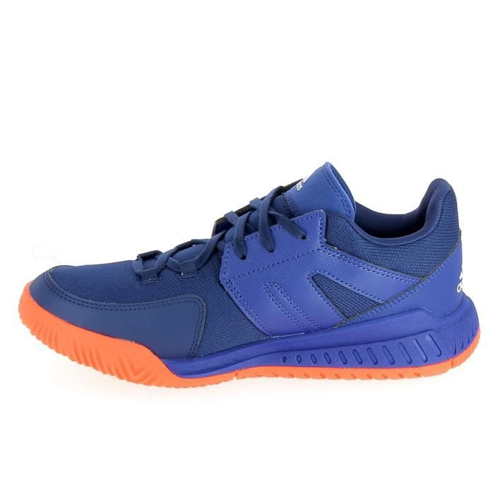 Tennis Multisports ADIDAS Essence Bleu Orange Prix pas