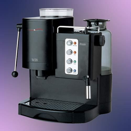 Cafeti re machine expresso avec broyeur int gr also cafeti res - Cafetiere avec broyeur integre ...