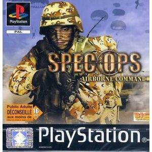 CONSOLE PS1 SPEC OPS