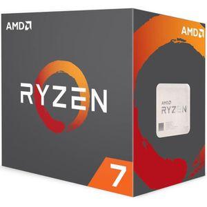 PROCESSEUR Processeur AMD Ryzen 7 1800X 3.6 GHz