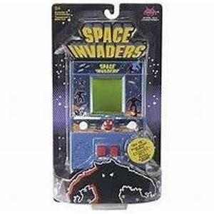 JEU CONSOLE ÉDUCATIVE BASIC FUN Jeu mini arcade Space Invaders