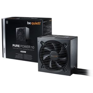 ALIMENTATION INTERNE Be Quiet Alimentation PC PURE POWER 10 - 400W - 80