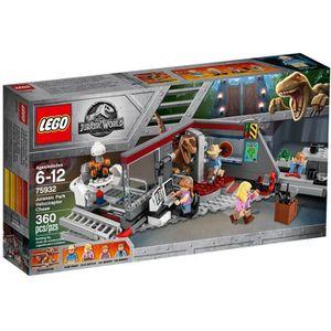 ASSEMBLAGE CONSTRUCTION Lego 75932 Jurassic World - La poursuite du Véloci