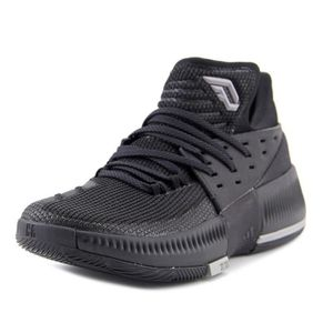 ADIDAS Dame 3 Basketball Chaussures MD88H Taille 44 1 2