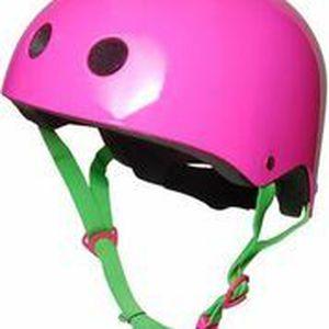 CASQUE MOTO SCOOTER Casque Helmets - Neon Pink Medium