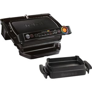 GRILL ÉLECTRIQUE TEFAL GC7148 Optigrill Grill + Snaking&Baking - 20