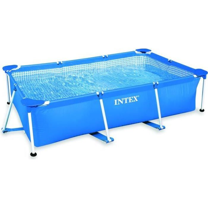 Piscine rectangulaire frame pool 3m achat vente for Piscine gonflable 3m