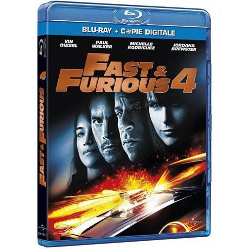 blu ray fast and furious 4 en blu ray film pas cher john ortiz jordana brewster michelle. Black Bedroom Furniture Sets. Home Design Ideas