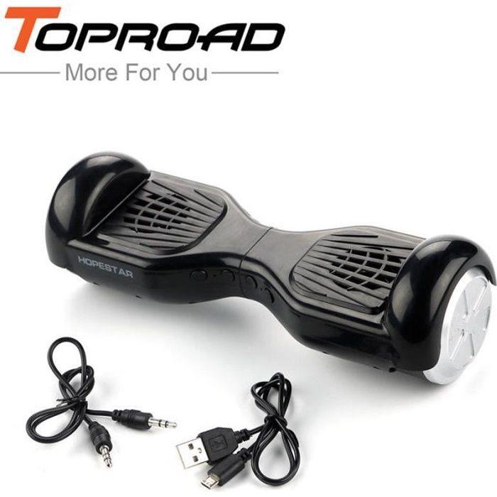 SKATE OVERBOARD ENCEINTE SPEAKER BLUETOOTH MP3 USB CARTE MEMOIRE KIT MAIN LIBRE