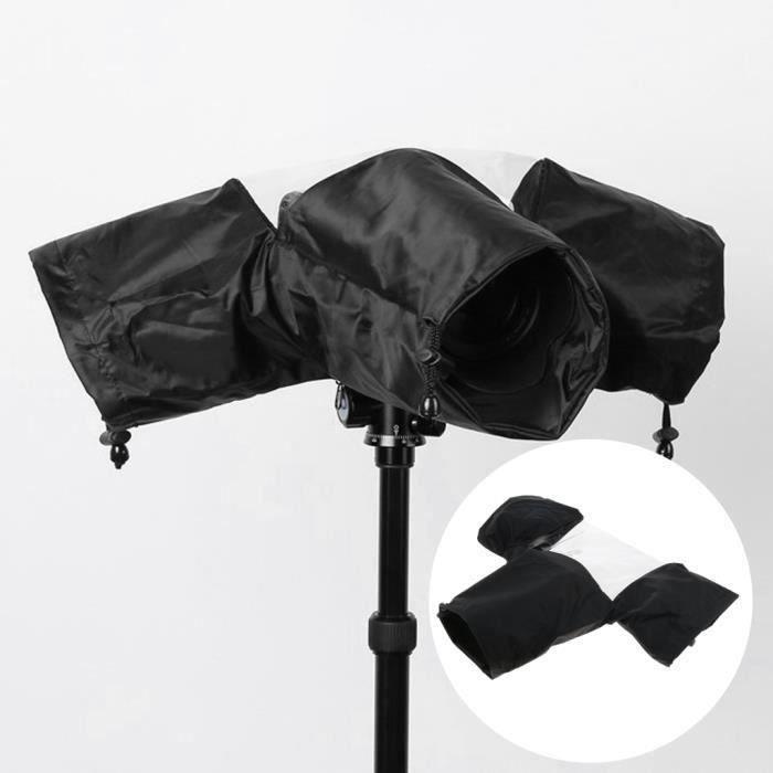 SAC A DOS - SAC PHOTO - OPTIQUE 1x housse de pluie pour caméra