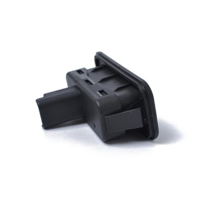 Commutateur de déverrouillage de coffre à coffre 8200076256 pour commutateur de bagages Renault Noir