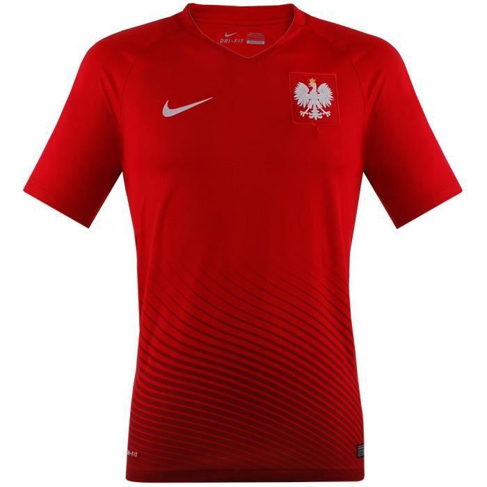 Nike Maillot Pologne Extérieur 2016