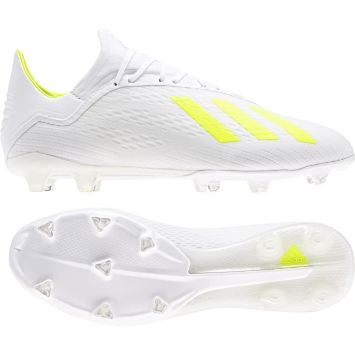 Chaussures de football adidas X 18.2 FG