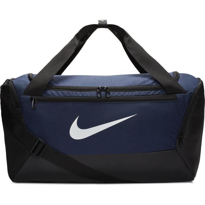 Sac de sport Nike Brasilia S homme unique Bleu