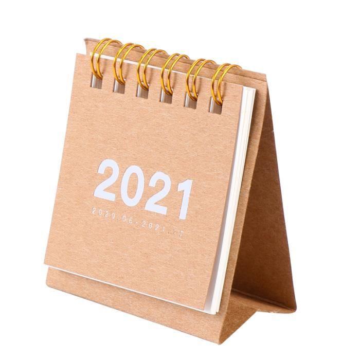 1 PC Simple Pratique Durable Exquis Bureau Calendrier 2021 Accueil SWITCH - HUB ETHERNET - INJECTEUR