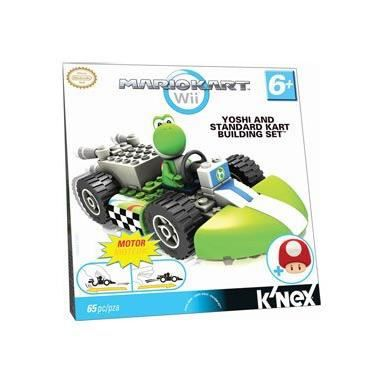 NEX Mariokart Wii Set de construction Yoshi and standard kart
