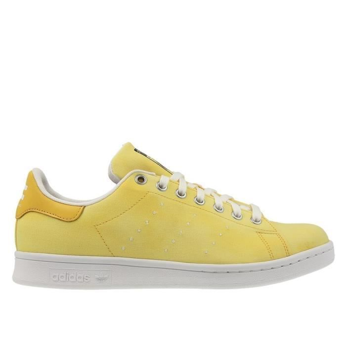 adidas jaune stan smith
