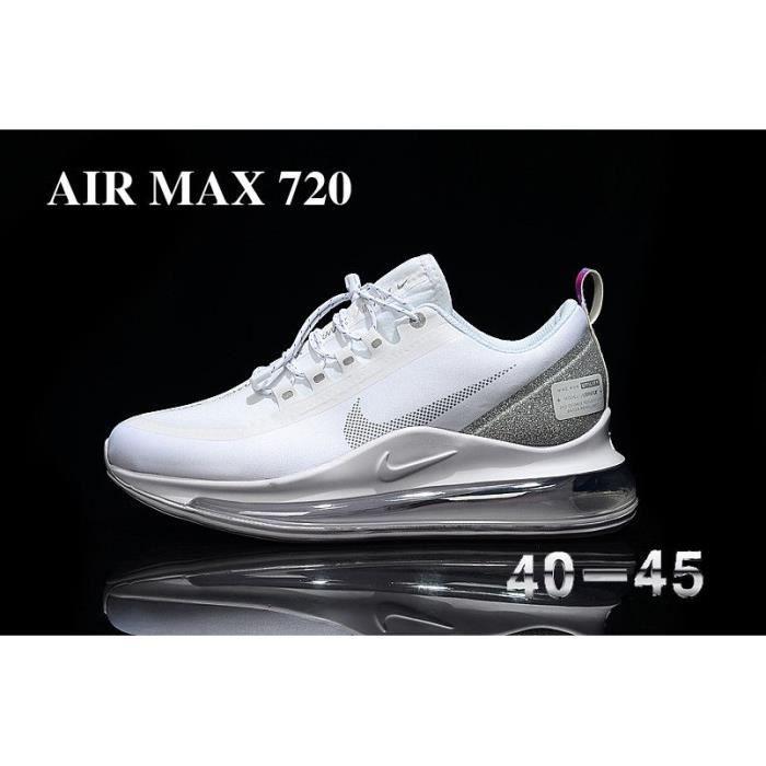 basket blanche air max