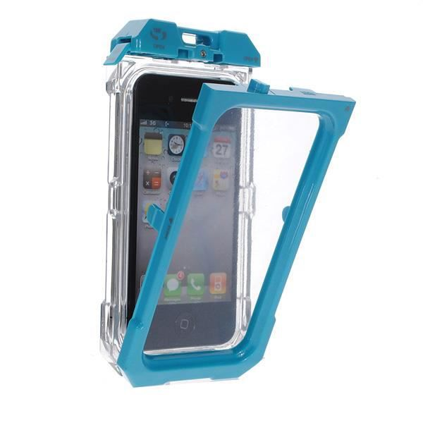 ipega coque etanche waterproof iphone 4 4s coul