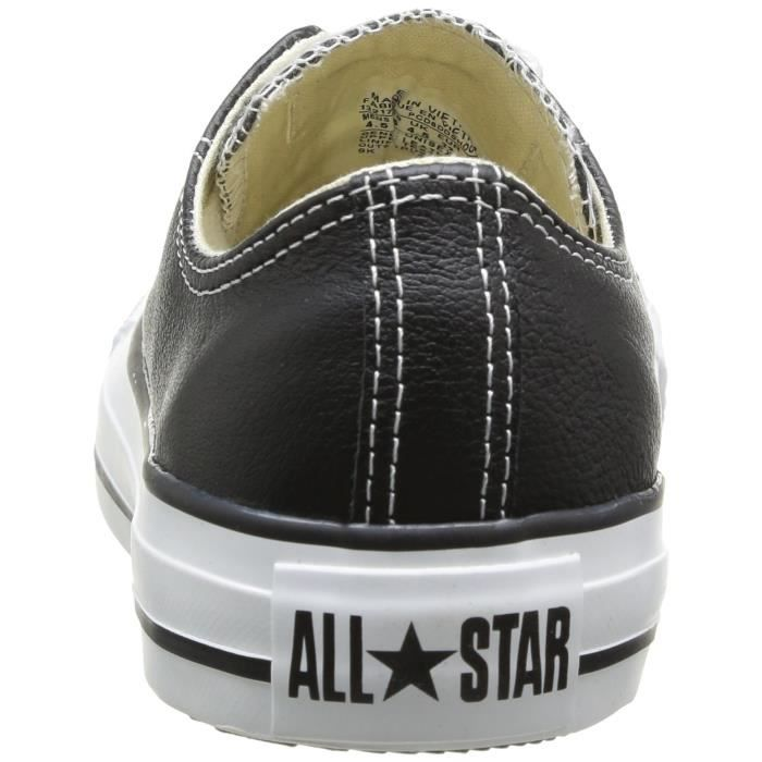 Low Star Y9qfa Converse Top Unisex Leather All Chuck Taylor All Leather 44 7d5537