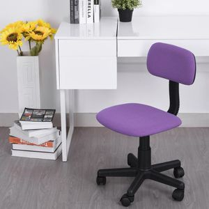 chaise de bureau violet achat vente chaise de bureau violet pas cher cdiscount. Black Bedroom Furniture Sets. Home Design Ideas