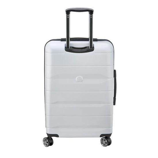 Grande valise 76 cm Gris Clair Murano