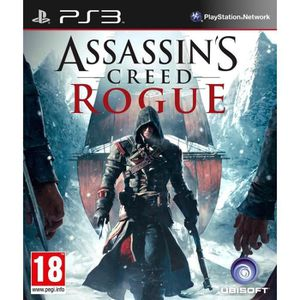 JEU PS3 Assassin's Creed Rogue Jeu PS3
