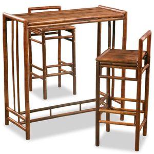 TABLE À MANGER COMPLÈTE Ensemble dîner table à manger et chaises complet B