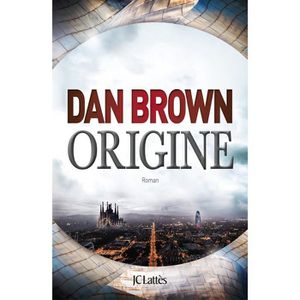 THRILLER Origine - Dan Brown