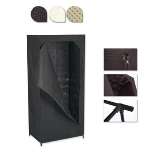 penderie toile achat vente penderie toile pas cher cdiscount. Black Bedroom Furniture Sets. Home Design Ideas