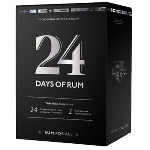 RHUM Calendrier de l'avent Rhum - 24 Days of Rum - 2 ve